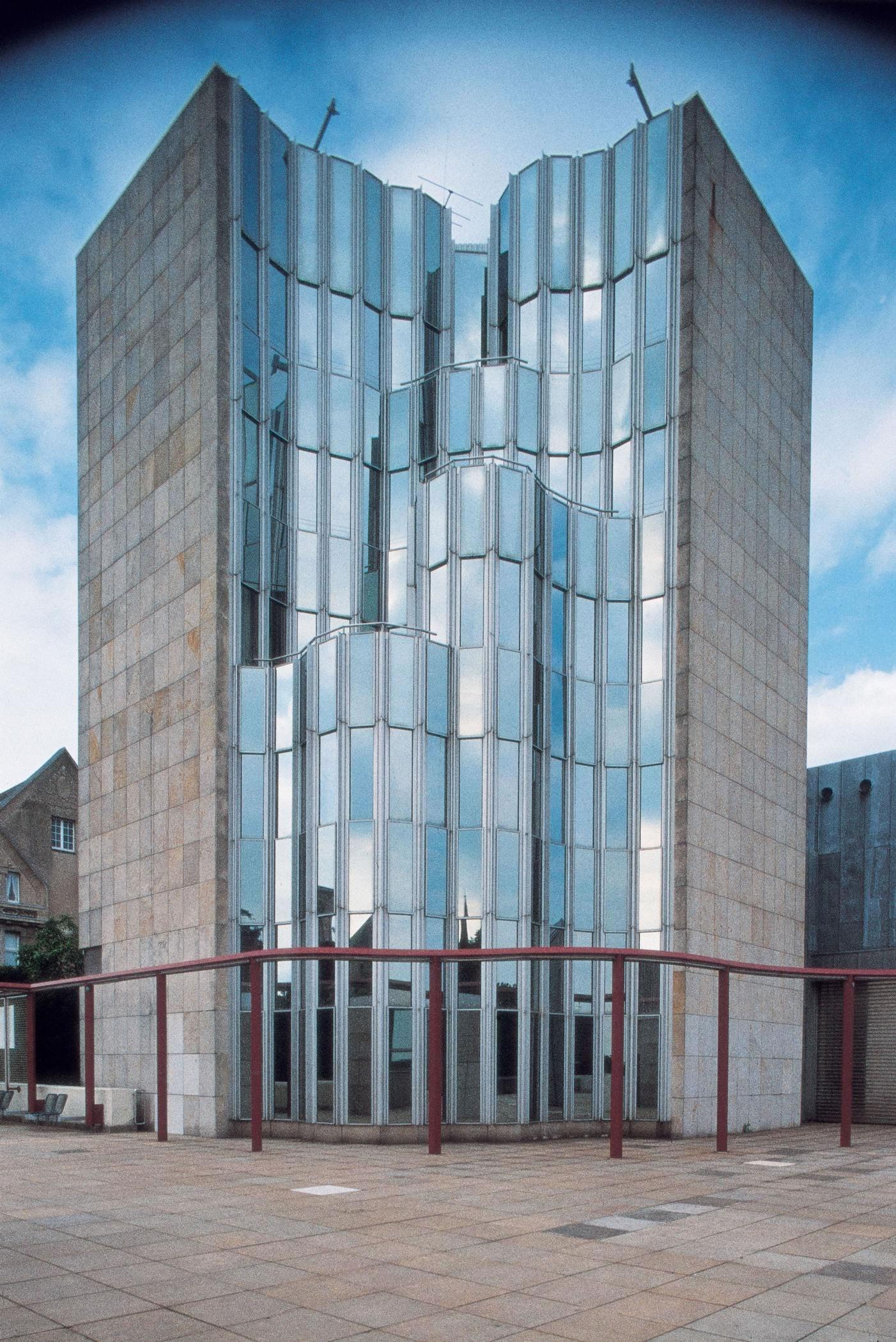 Architekten Mönchengladbach crossart